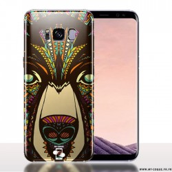 Coque Samsung S8 Ours Azteque