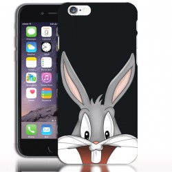 Coque rigide iPhone 7 Bunny / Collection Animaux